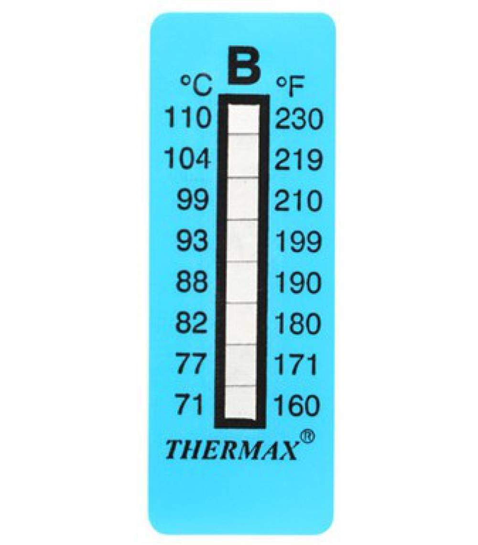 temperature strip